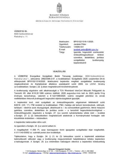 Hatósági nyilvántartásba vétel 2020.09.25.- hegesztés BP-0102-1516-1_2020-page-001