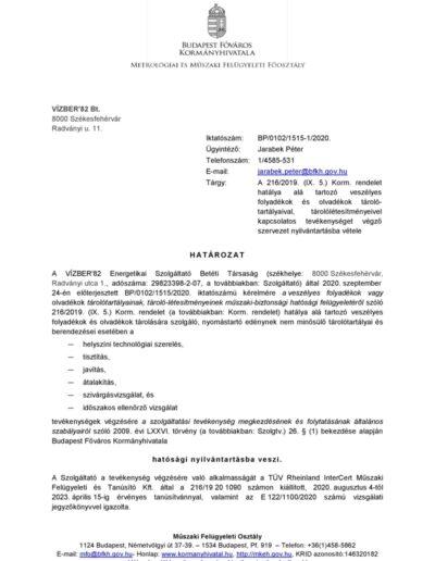 Hatósági nyilvántartásba vétel 2020.09.25.- tartályok BP-0102-1515-1_2020-page-001
